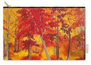 Autumn Richness Carry-all Pouch