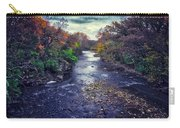 Autumn Riders On The Storm Carry-all Pouch