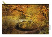 Autumn River Views Carry-all Pouch