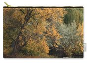 Autumn Riverbank Carry-all Pouch