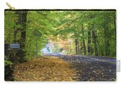 Autumn Road 2 Carry-all Pouch