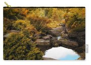 Autumn Rock Garden Carry-all Pouch