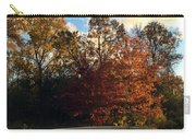 Autumn Rust Carry-all Pouch