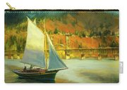 Autumn Sail Carry-all Pouch