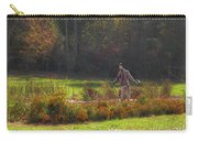 Autumn Scarecrow Carry-all Pouch