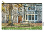 Autumn Scene At Princeton University Princeton Nj Carry-all Pouch