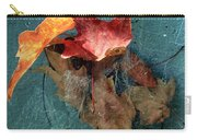 Autumn Seined Carry-all Pouch