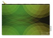 Autumn Semi Circle Background Horizontal Carry-all Pouch