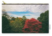Autumn Skies Carry-all Pouch