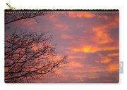 Autumn Sky Carry-all Pouch by Konstantin Dikovsky