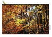 Autumn Hillside - Colden Valley Carry-all Pouch