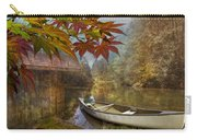 Autumn Souvenirs Carry-all Pouch by Debra and Dave Vanderlaan