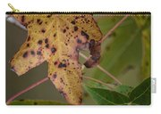 Autumn Spotted Carry-all Pouch