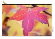 Autumn Still Carry-all Pouch