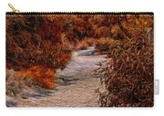 Autumn Stroll No23 Carry-all Pouch