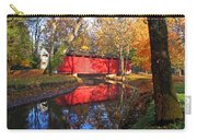 Autumn Sunrise Bridge II Carry-all Pouch