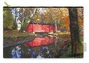 Autumn Sunrise Bridge Carry-all Pouch