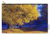 Autumn Sunrise In The Country Carry-all Pouch