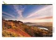 Autumn Sunset At Sutton Bank Carry-all Pouch