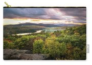 Autumn Sunset In The Catskills Carry-all Pouch