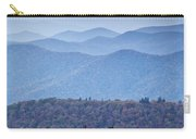 Autumn Sunset On The Parkway Carry-all Pouch