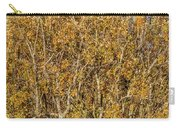 Autumn Tree Tangle Carry-all Pouch