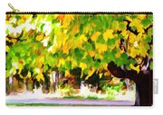 Autumn Trees 6 Carry-all Pouch