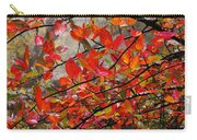 Autumn Trees Rock City Carry-all Pouch
