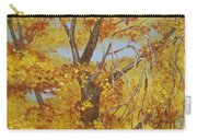 Autumn Treetops Carry-all Pouch