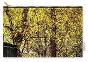 Autumn Walkway Carry-all Pouch