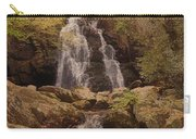 Autumn Waterfall In The Great Smoky Mountains Carry-all Pouch