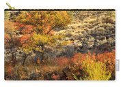 Autumn Waters Of The Susan River Carry-all Pouch
