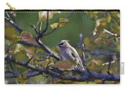 Autumn Waxwing 2 Carry-all Pouch