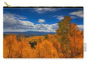 Autumn Wildfire At Ohio Pass Carry-all Pouch