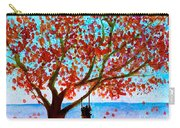 Together In Autumn  Carry-all Pouch