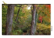 Autumn Woodland Carry-all Pouch