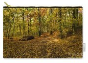 Autumn Woods Carry-all Pouch
