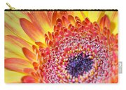 Autumn Yellow Flower Carry-all Pouch