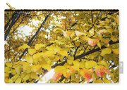 Autumns Gold Carry-all Pouch
