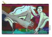 Ava Gardner - Pop Art Carry-all Pouch