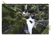 Avalanche Gorge Glacier National Park Carry-all Pouch