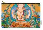 Four-armed Avalokiteshvara Carry-all Pouch