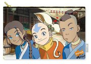 Avatar The Last Airbender Carry-all Pouch