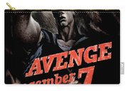 Avenge December 7th Carry-all Pouch by War Is Hell Store