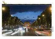 Avenue Des Champs Elysees. Paris Carry-all Pouch