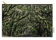 Avenue Of Oaks Carry-all Pouch