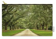 Avenue Of The Oaks Carry-all Pouch