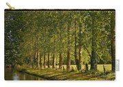 Avenue Of Trees On The Kennet And Avon Canal Carry-all Pouch