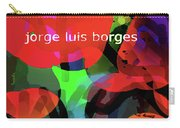 Averroes's Search Borges Poster Carry-all Pouch