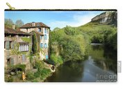 Aveyron River In Saint-antonin-noble-val Carry-all Pouch